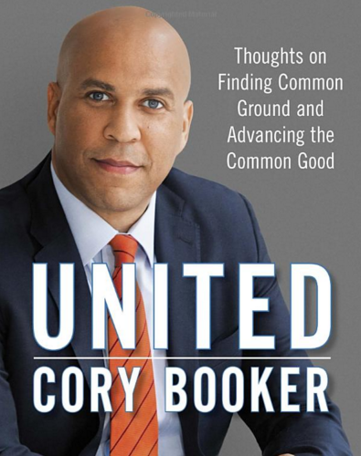 Cory Booker Book Cover