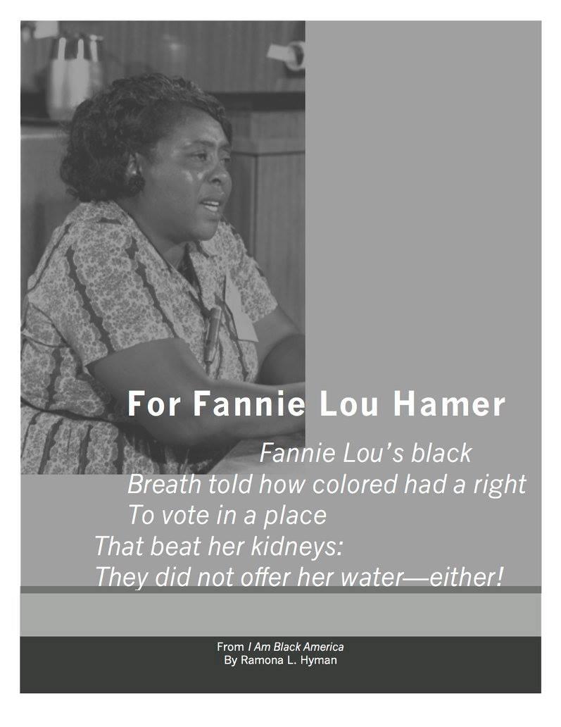 Fannie Lou Poem